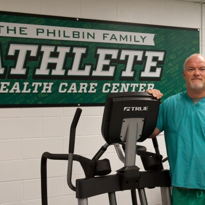 Dublin Coffman Athletic Health Care Center named after Philbin